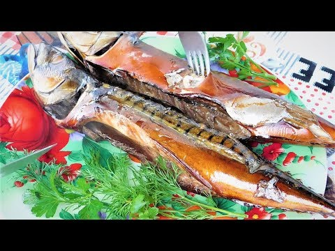 Smoked Fish, Meat In A DIY Smokehouse!