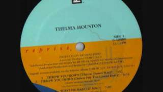 Thelma Houston - Throw You Down (Vocal Mix) 1990