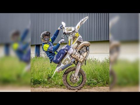 AWESOME HARD ENDURO SKILLS | impossible riding | Graham Jarvis training
