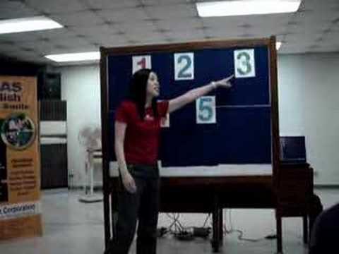 Teaching English Using Songs