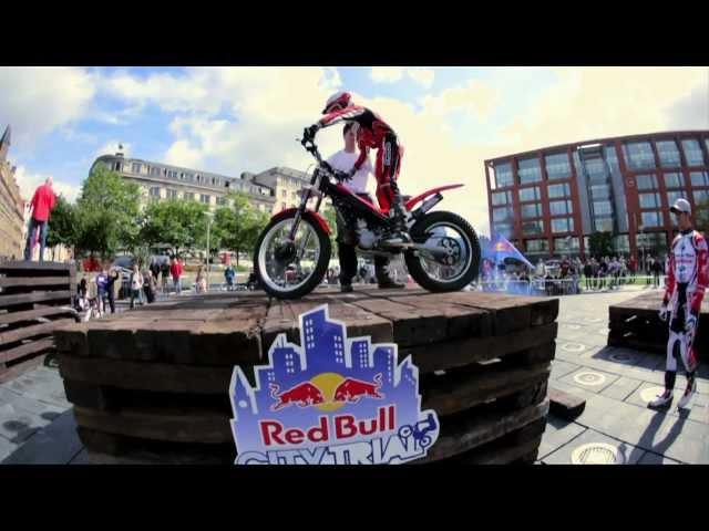 Urban Trials Motor Biking - Red Bull City Trial 2012