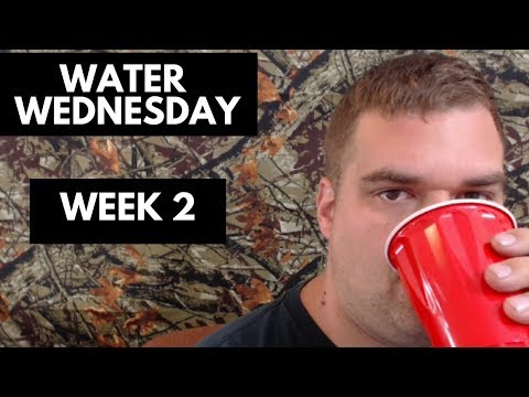 weight-loss-journey- -water-wednesday-week-2