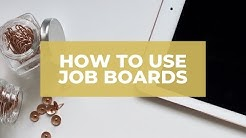 How to use job boards for English Speakers: Glassdoor & Neuvoo