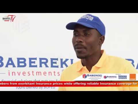 Botswana Insurance Company ( BIC) Hello Motor Launch Gaborone