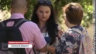 27.06.2017 Как автобусы №81 ООО «Федчишен» подводят жителей Омеги