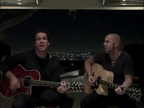 Chris Daughtry and Dane Cook - Growing Pains theme