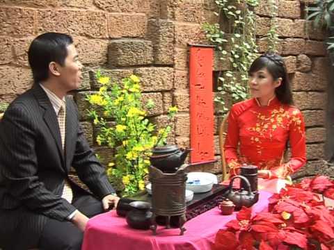 Nghệ nhân trà Hoàng Anh Sướng - Nghệ thuật thưởng trà Hà Nội