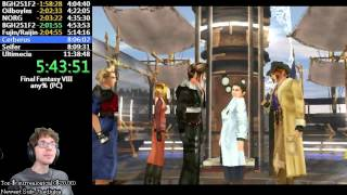 Final Fantasy VIII (PC) Speedrun - any% - 9:04:24