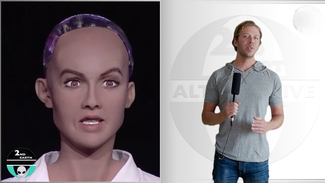 The Dangers of Artificial Intelligence - Robot Sophia makes fun of Elon Musk - A.I. 2018