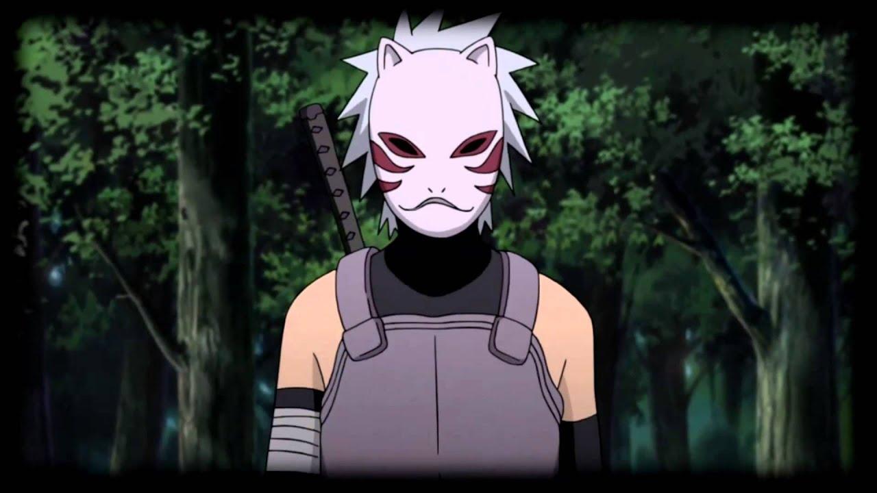 Rain Wallpaper Anime Naruto Amv Kakashi Anbu Youtube