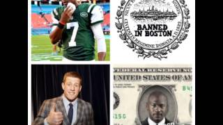 Geno Smith Jaw Breaker Banned In Boston JJ Watt Miser Michael Jordan Red Ticket Blues Sports 8 14 14