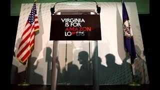 News Wrap: Amazon to split headquarters between Virginia and New York
