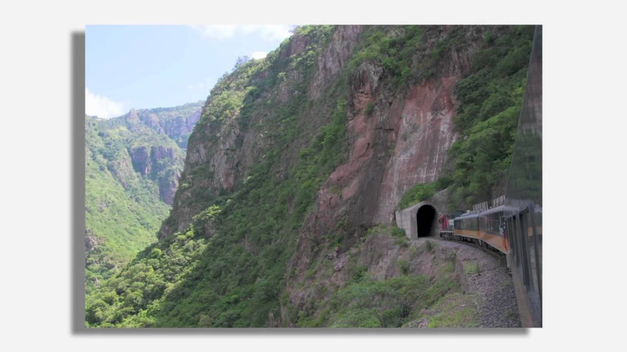 Introducing El Chepe Train In Copper Canyon Mexico Youtube