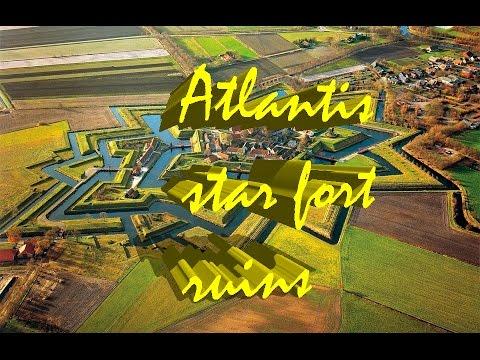 Atlantis star fort