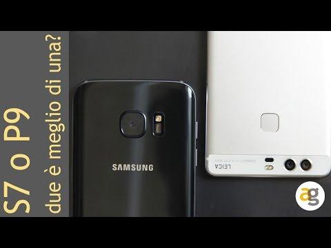 Samsung Galaxy S7 O Huawei P9? Il Confronto