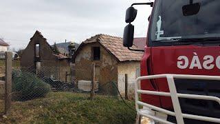 Családi ház lángolt Karancslapujtőn