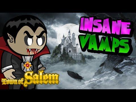 INSANE VAMPS   Town of Salem Spon-Served Custom Coven Gamemode
