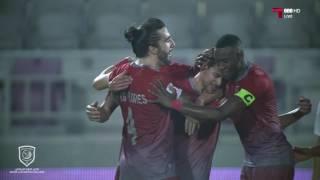 الأهداف | الجيش 1 - 2 لخويا | QSL 16/17