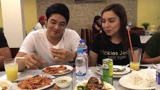 """KYLiNE ALCANTARA TO JERIC GONZALES: """"KAMAY MO PA LANG, MASARAP NA!""""Watch their ONE FUN DAY together!"""