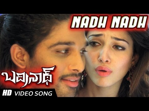 Nath Nath Full Video Song | Badrinath Movie | Allu Arjun, Tamanna