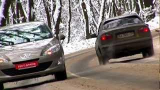 "Peugeot 408.  ""Две Лошадиные Силы""."