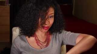 Ep #1 Lazy Naturals®: Quick And Easy Wash-n-go On Natural Hair