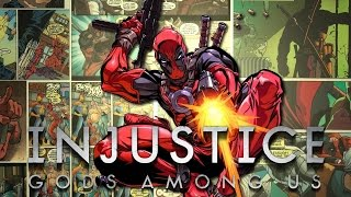 Injustice Gods Among Us Deadpool Mod
