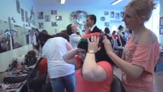 АМК, показ визажистов и парикмахеров, 17 05 2014