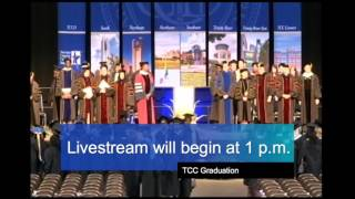 Tarrant County College Commencement - May 16, 2016 - Afternoon(Graduating classes of Summer 2015, Fall 2015, Spring 2016 at the Fort Worth Convention Center., 2016-06-06T14:46:01.000Z)