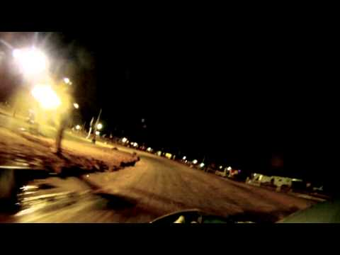 Laurens co Speedway 5 jan 12  2nd place BS 360 main