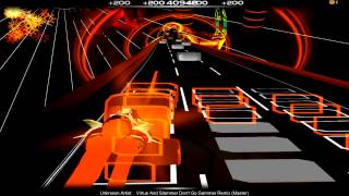 I Suck At AudioSurf (Virtue & Slammer - Don