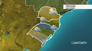 Previsão Sul – Chuva continua sobre a Região