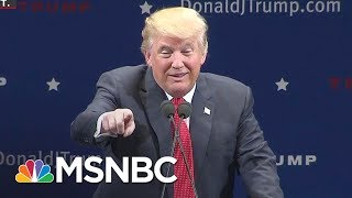President Donald Trump's Odd One-Letter Twitter Abbreviations, Explained | All In | MSNBC