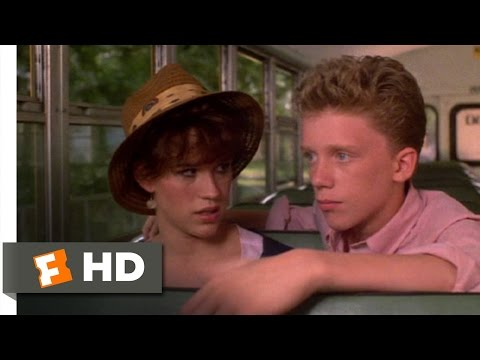 Sixteen Candles (3/10) Movie CLIP - Am I Turning You On? (1984) HD