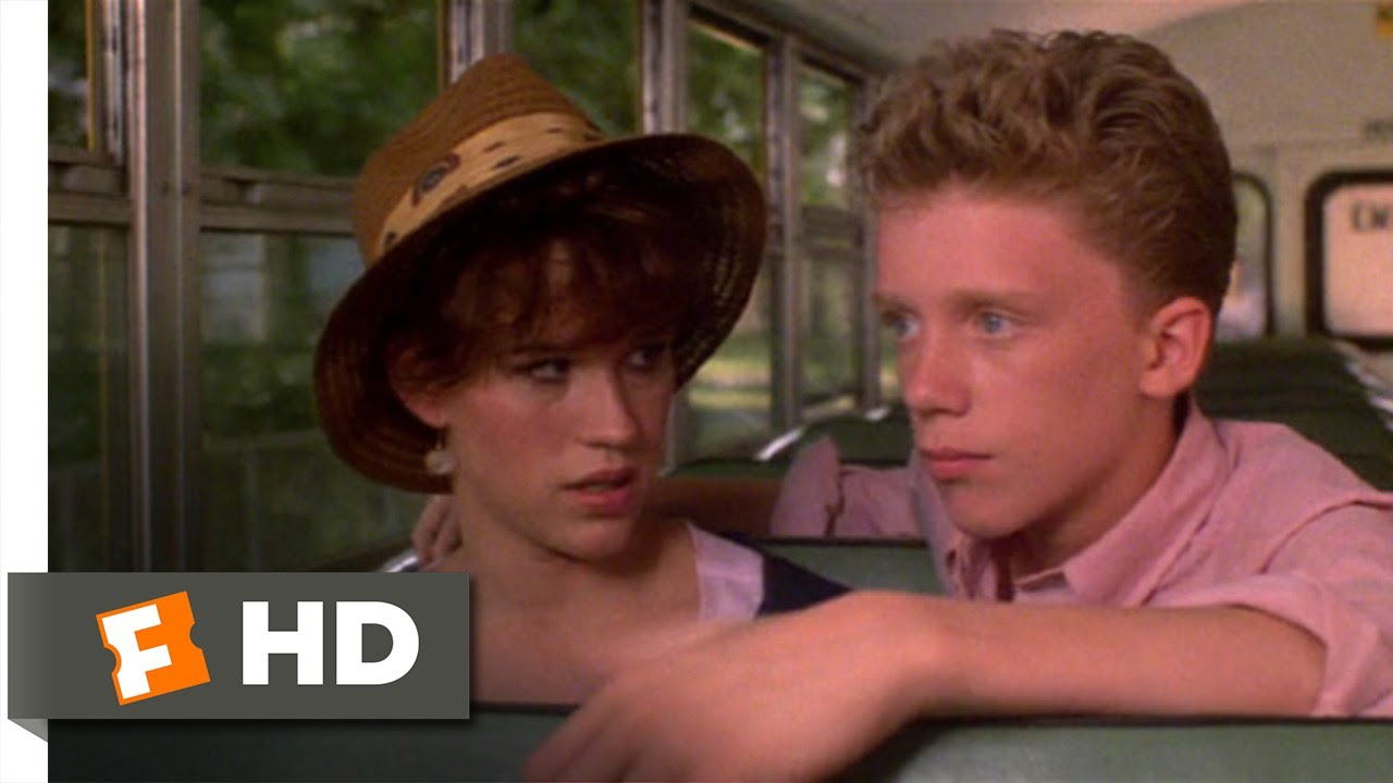 Sixteen Candles 310 Movie Clip Am I Turning You On 1984 Hd