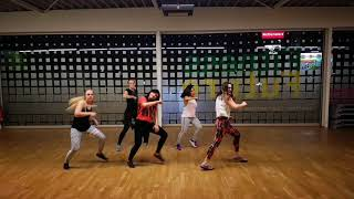 Independent Gyal Mr.Vegas Remix Zumba Dance Choreografie
