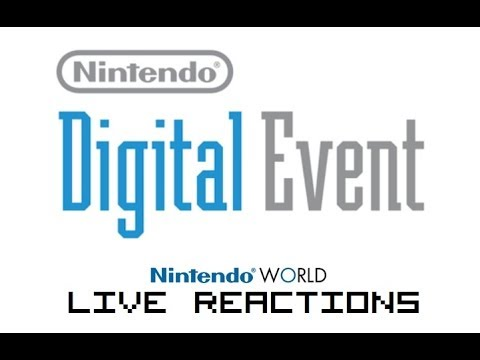 Nintendo Digital Event (E3 2014) - Live Reactions from Nintendo World