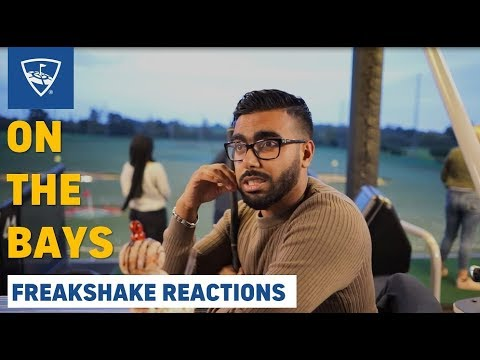 On The Bays: Freakshake Reactions