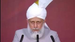 Jalsa Salana Germany 2009 - Day 3 Concluding Address - Part 6 (Urdu)
