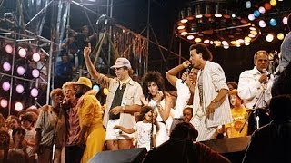 USA For Africa - We Are The World Live Aid 1985 - (HD)