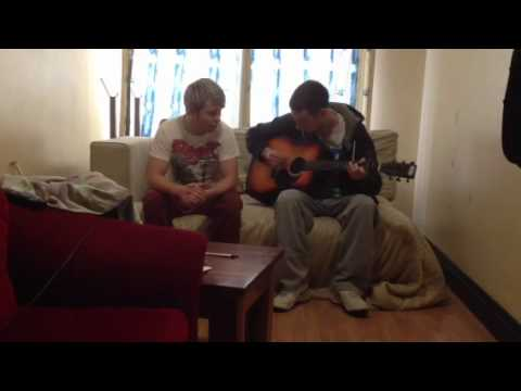 The calling wherever you will go James and Finbar cover