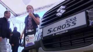 Suzuki auf der Abenteuer & Allrad 2014