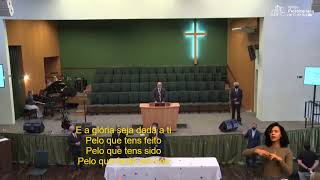 02/05/2021 - Culto 11h - Rev Juarez Marcondes #live