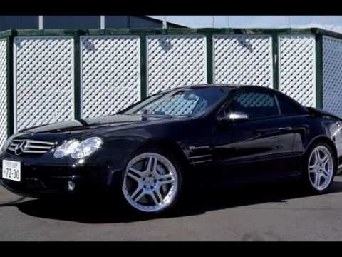 2004 sl55 amg performance package youtube. Black Bedroom Furniture Sets. Home Design Ideas