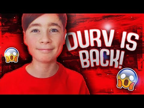 HE HAS RETURNED?!   (Durv Diss Track!)
