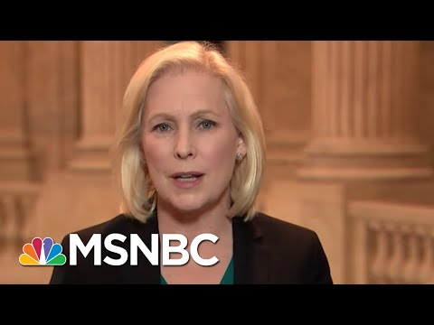 'Entirely Inadequate': Gillibrand Slams Intelligence Briefing On Russian Bounties | All In | MSNBC