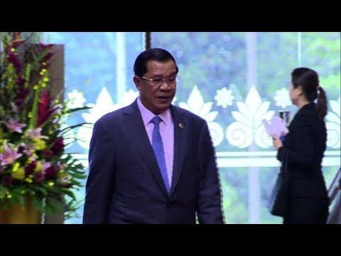 Critics of Cambodia's Hun Sen refuse to be silenced in Australia