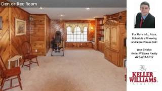 110 Ridgeview Dr, Gray, Tn Presented By Wes Shields.