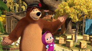 Masza i Niedźwiedź - ????????♀️Ulubione odcinki Maszy ????♀️???? Śmieszne bajki dla dzieci