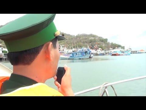 Tin Bão Mới Nhất :  Bà Rịa - Vũng Tàu thực hiện cấm biển